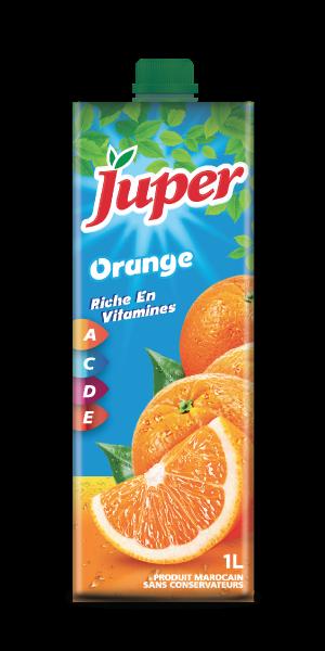 Valencia Juper Orange