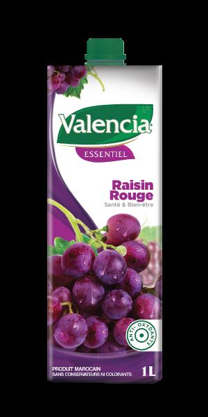 Valencia Essentiel Raisin